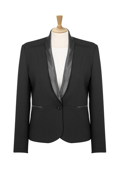 The dinner jacket or tuxedo jacket replaced the tailcoat as a more casual and comfortable attire for many formal occasions. The exceptions were traditional weddings and the most formal of wealthy parties.