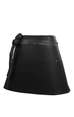 Leather Short Bar Apron