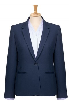 Slim Lapel 1 Button Jacket