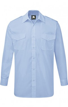 Long Sleeve Pilot Shirt