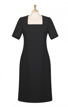 Double Panelled Shift Dress