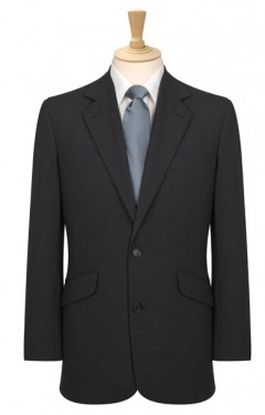 Mens Slim Fit 2 Button Jacket