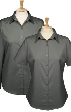 Ladies Poplin Blouse