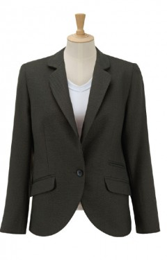 Short 1 Button Jacket