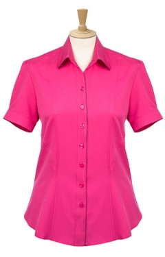Ladies' Short Sleeve Blouse