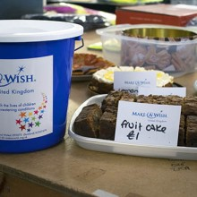 Make-A-Wish June Bake Sale!