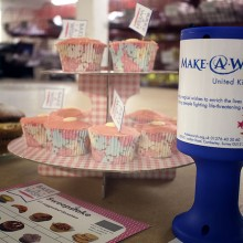 Make-A-Wish Bake Sale!