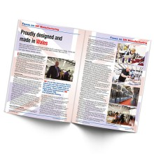 Image: First Corporate Featured in Printwear & Promotion Magazine!