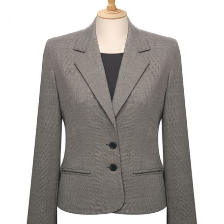 Ladies' 2 Button Jacket: Image 8
