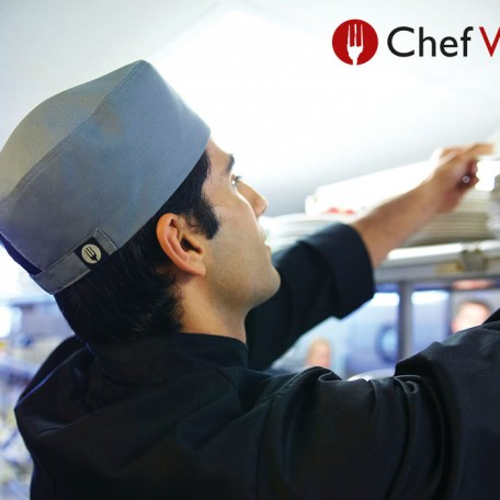 Chef Works cool vent beanie: Image 7