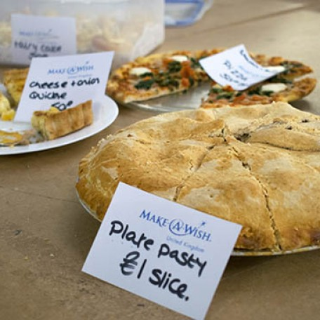 Make-A-Wish Plate Pasty!: Image 5
