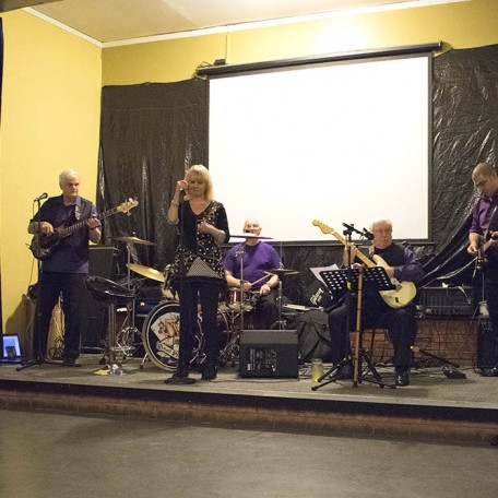 Final Fling performing on stage: Image 7
