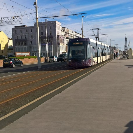 Blackpool Transport Tram: Image 7