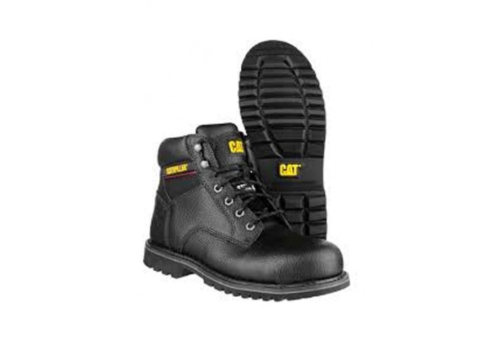 Mens CAT Safety Boot