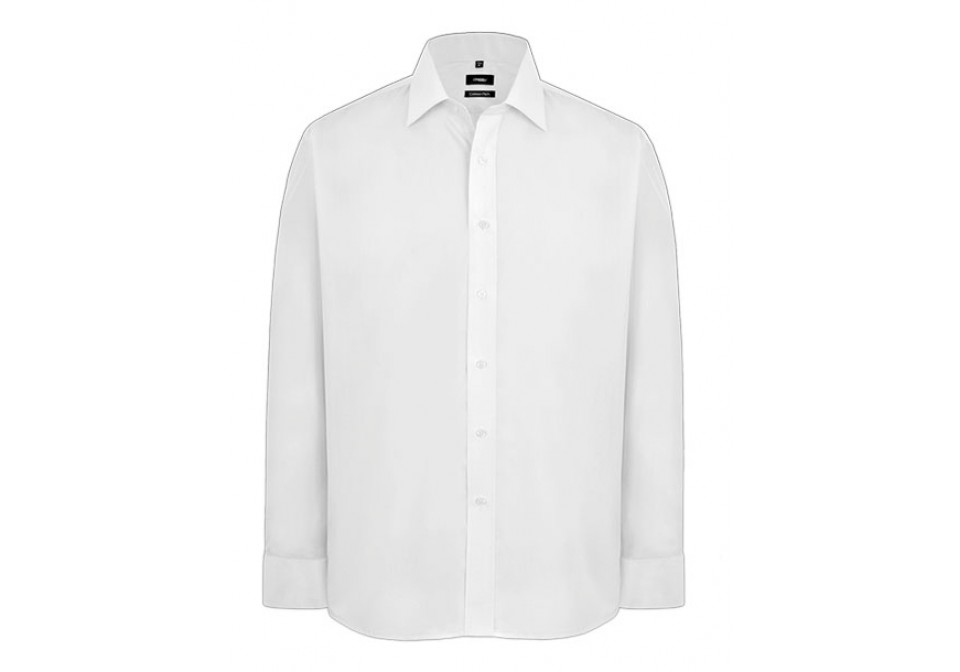 Men's Double Cuff Shirt