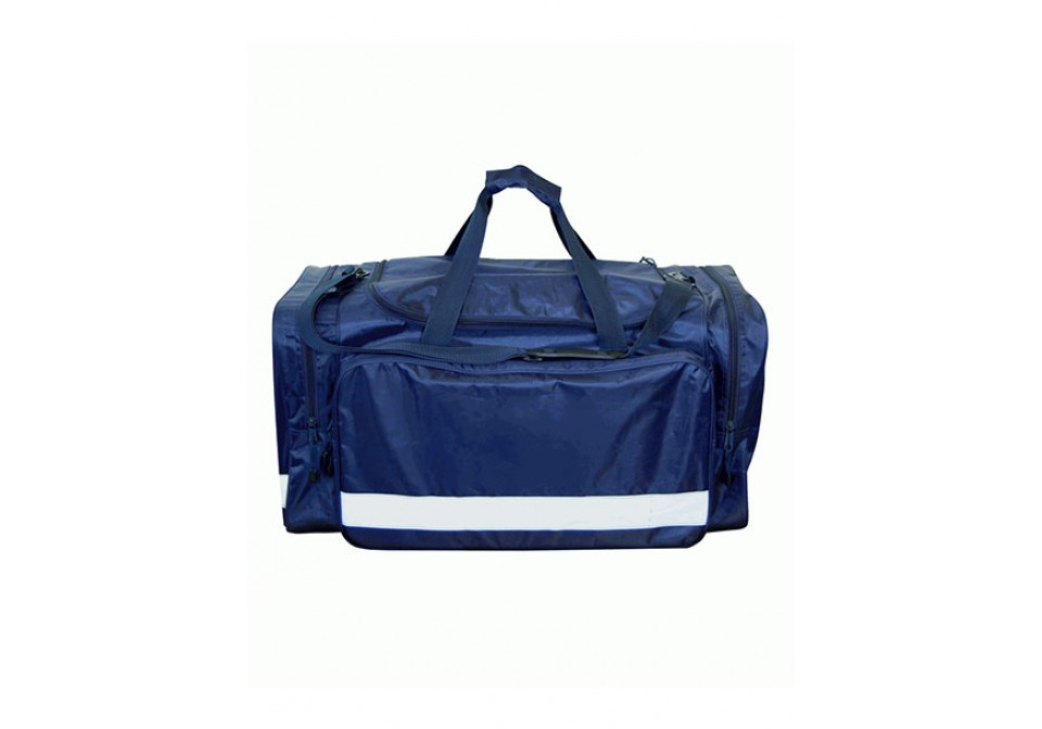 Large Holdall with Reflective Tape