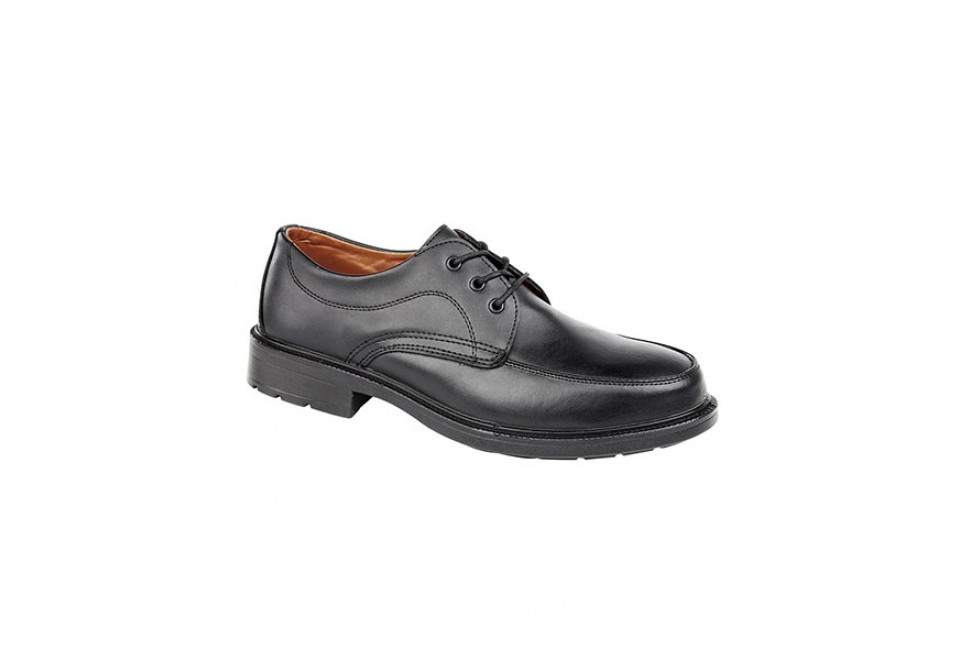 Managers Mudguard Tie Safety Shoe