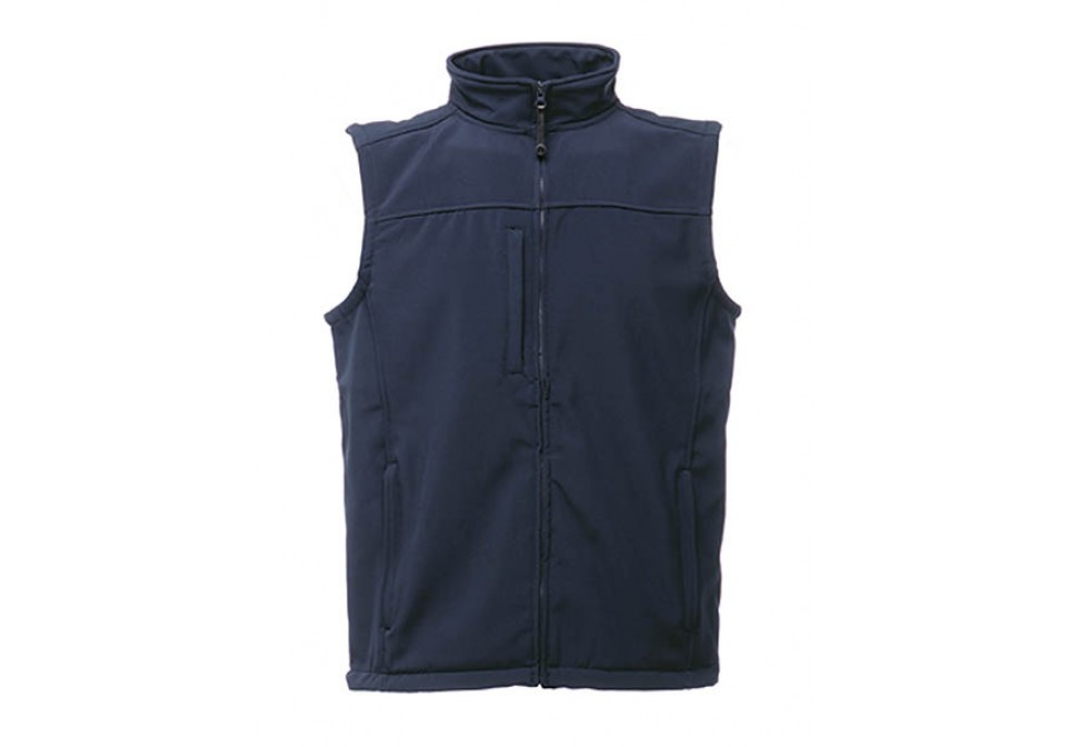 Ladies' Flux Softhsell Bodywarmer