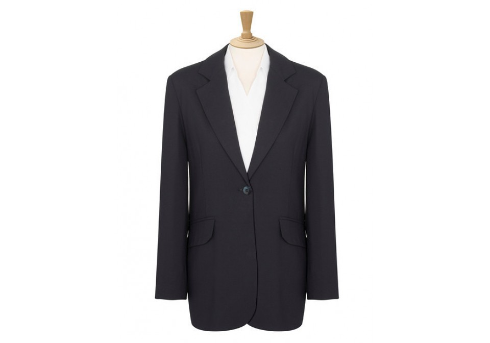 Ladies 1 Button Jacket