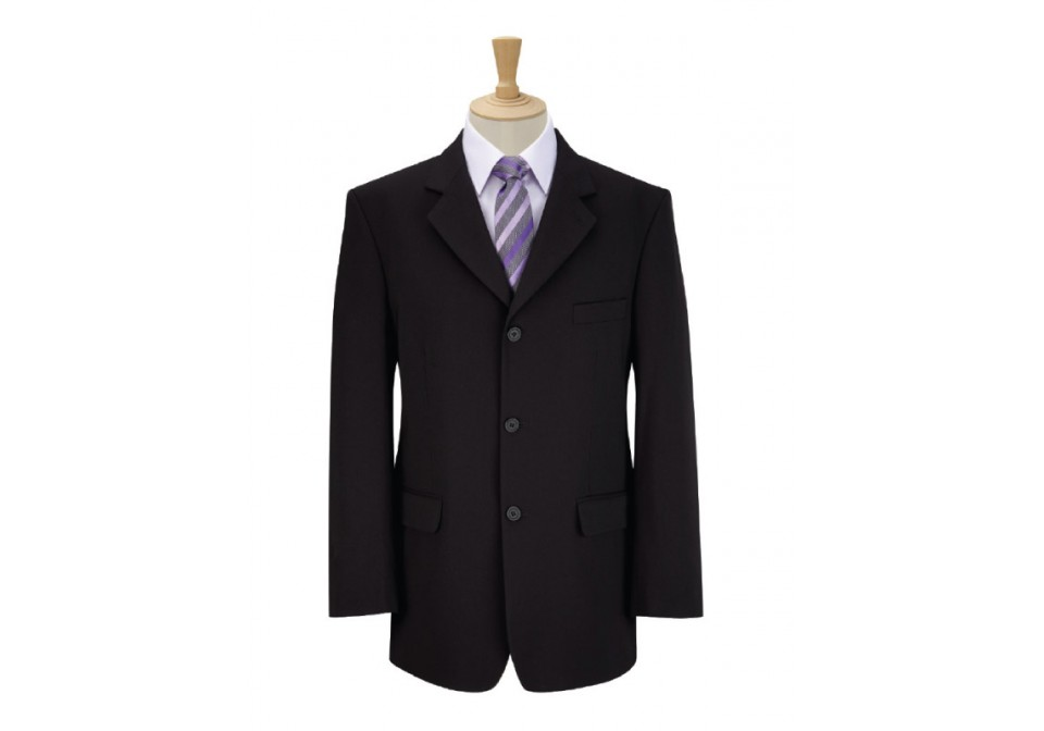Mens 3 Button Jacket Regular