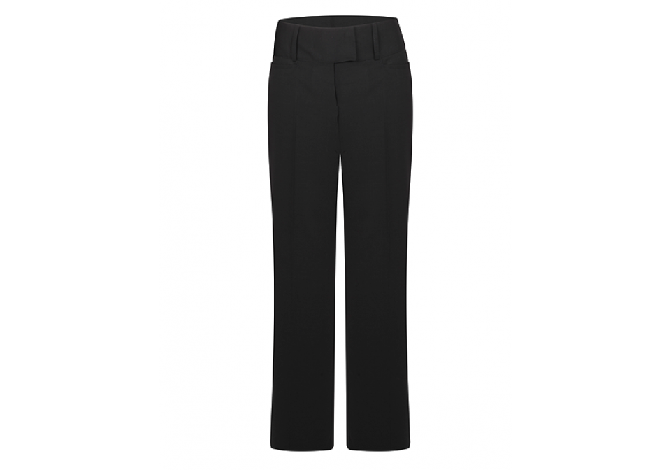 Ladies Wide Waistband Trouser