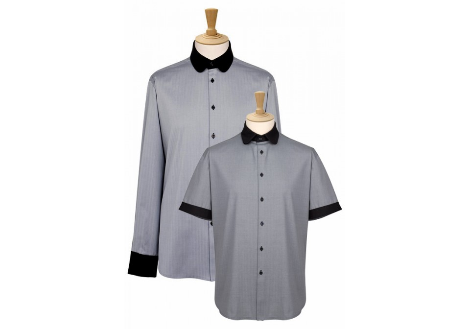 Mens Contrast Shirt