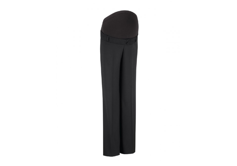 Mock Waistband Trouser