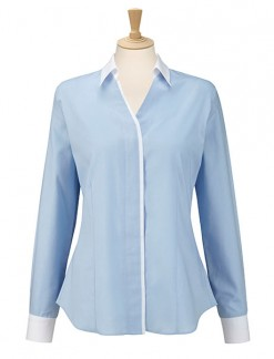 Ladies Trim Blouse
