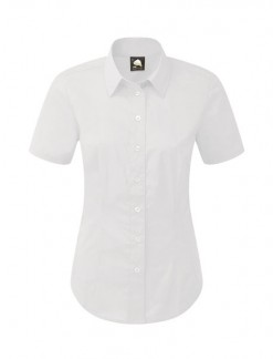 Ladies Short Sleeve Essential Blouse