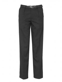 Plymouth Pleated Trouser