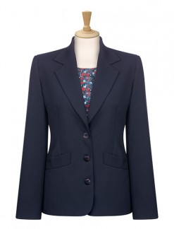 Ladies 3 Button Jacket