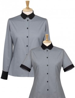 Ladies Contrast Blouse