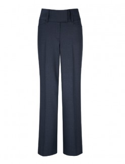 Wide Waistband Trouser