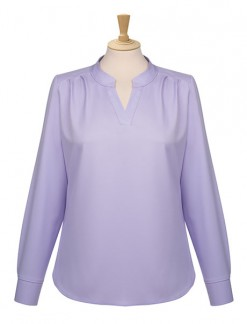 Ladies' Notch Neck Blouse