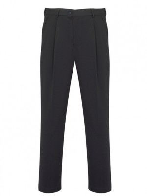 Mens Single Pleat Trouser